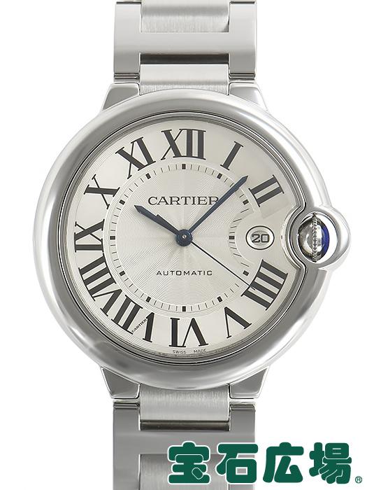 カルティエ CARTIER バロンブルー 42mm W69012Z4【中古】 メンズ 腕時計 送料・代引手数料無料