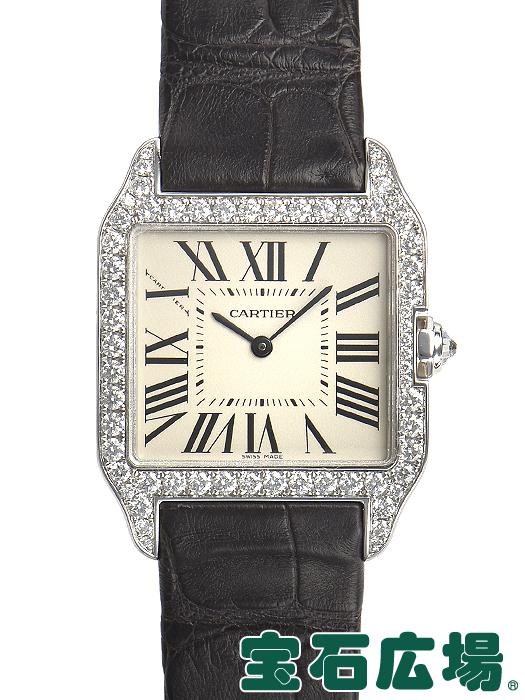 カルティエ CARTIER サントス デュモン SM WH100251【中古】 レディース 腕時計 送料・代引手数料無料