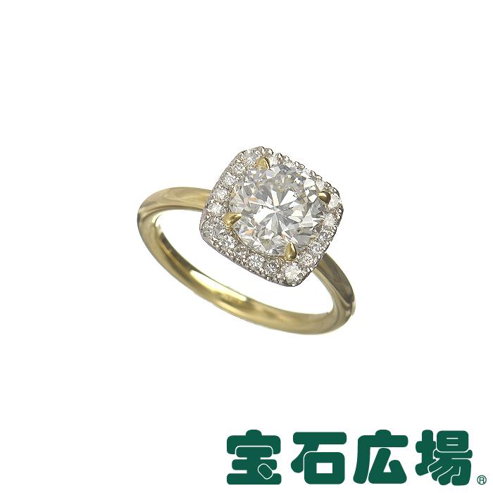 宝石広場オリジナル 1Pダイヤ・ダイヤ リング D 2.011ct 【新品】 ジュエリー 送料・代引手数料無料