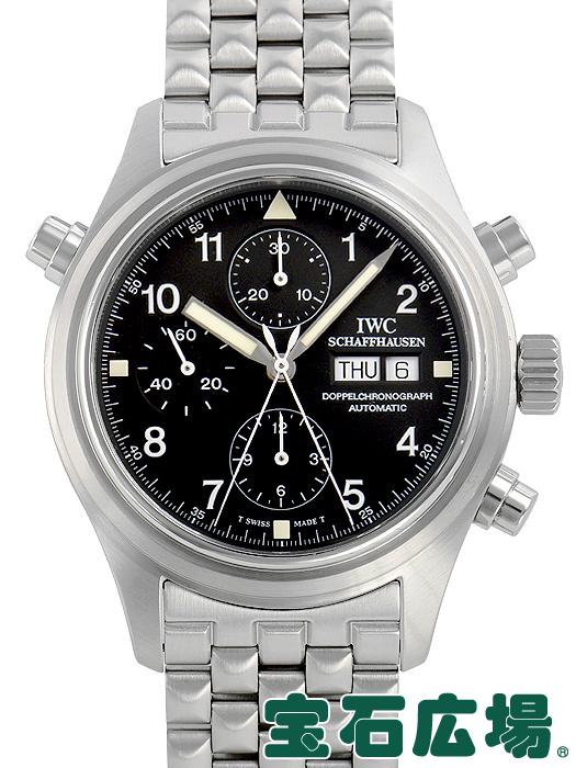 IWC ドッペルクロノ IW371319【中古】 メンズ 腕時計 送料・代引手数料無料