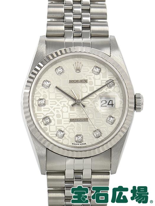 ロレックス ROLEX デイトジャスト 16234G【中古】 メンズ 腕時計 送料・代引手数料無料