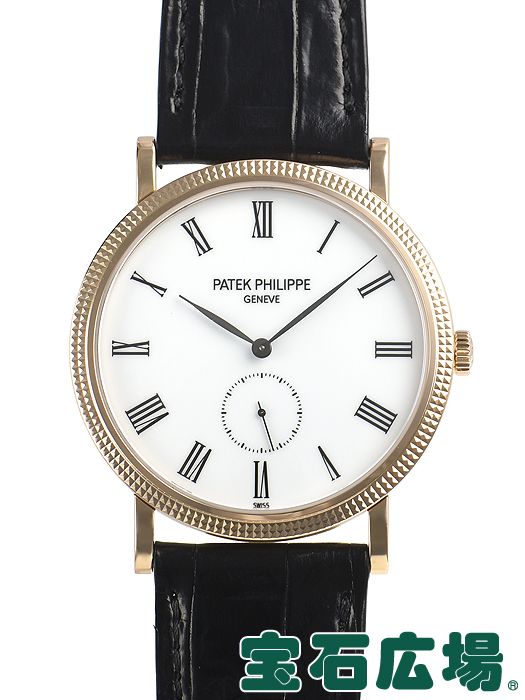 パテック・フィリップ PATEK PHILIPPE カラトラバ 5119R-001【中古】 メンズ 腕時計 送料・代引手数料無料