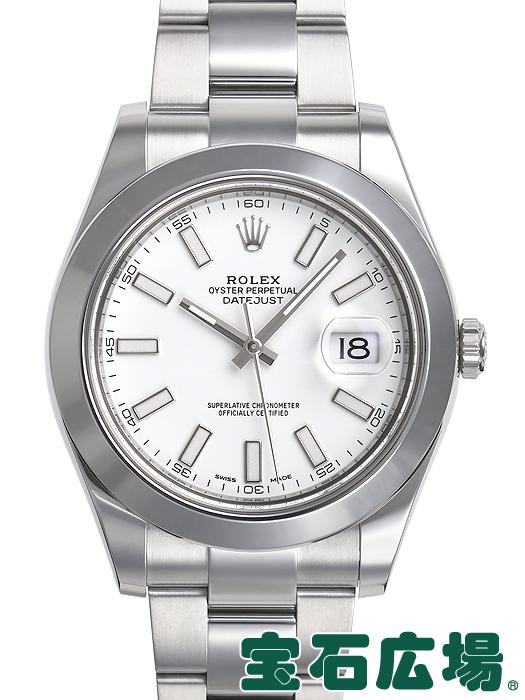 ロレックス ROLEX デイトジャストII 116300【中古】 メンズ 腕時計 送料・代引手数料無料