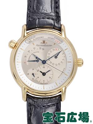 ジャガー・ルクルト JAEGER LECOULTRE ジオグラフィーク 169.1.92【中古】 メンズ 腕時計 送料・代引手数料無料