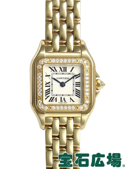 カルティエ CARTIER パンテール ドゥ カルティエ SM WJPN0015【新品】 レディース 腕時計 送料・代引手数料無料