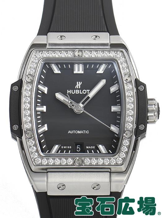 ウブロ HUBLOT スピリット オブ ビッグバン チタニウムダイヤモンド 665.NX.1170.RX.1204【新品】 メンズ 腕時計 送料・代引手数料無料