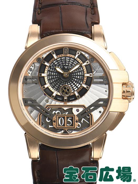 ハリー・ウィンストン HARRY WINSTON オーシャン ビッグデイト オートマティック 42mm OCEABD42RR001【新品】 メンズ 腕時計 送料・代引手数料無料