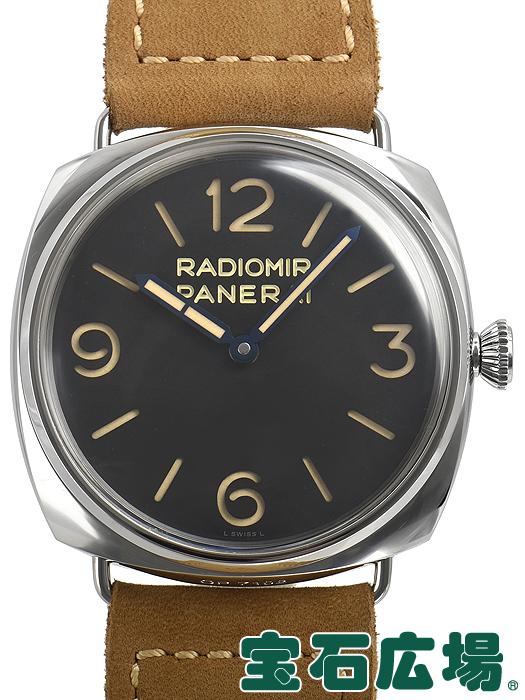 パネライ PANERAI ラジオミール 3デイズ アッチャイオ 47mm 世界限定500本 PAM00720【新品】 メンズ 腕時計 送料・代引手数料無料