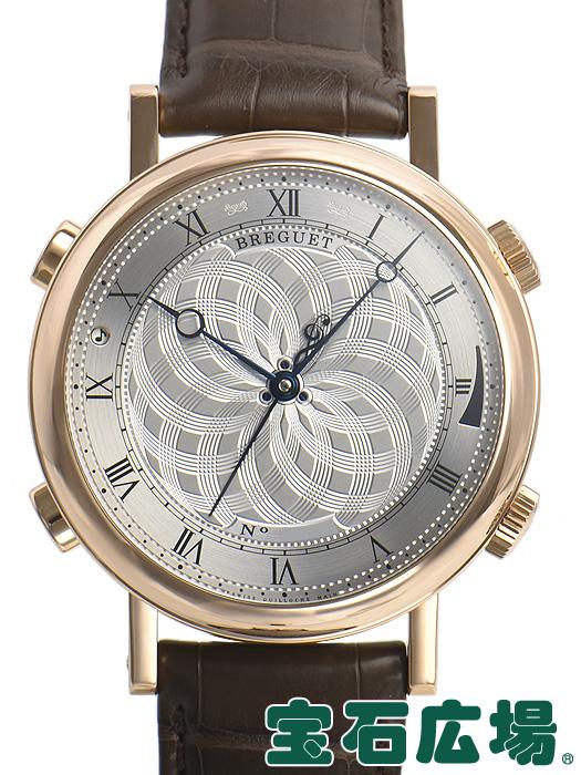 ブレゲ BREGUET クラシック ミュージカル 7800BR/AA/9YV【中古】 メンズ 腕時計 送料・代引手数料無料