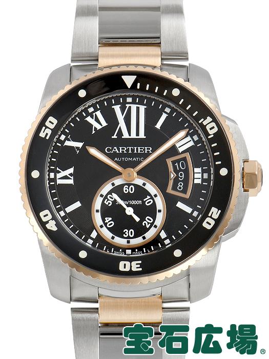 カルティエ CARTIER カリブル ドゥ カルティエ ダイバー W7100054【中古】 メンズ 腕時計 送料・代引手数料無料