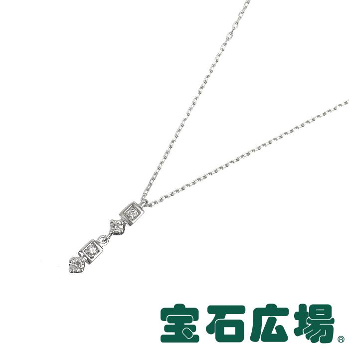 スター・ジュエリー STAR JEWELRY ダイヤ ドロップペンダントネックレス 【中古】 ジュエリー 送料・代引手数料無料