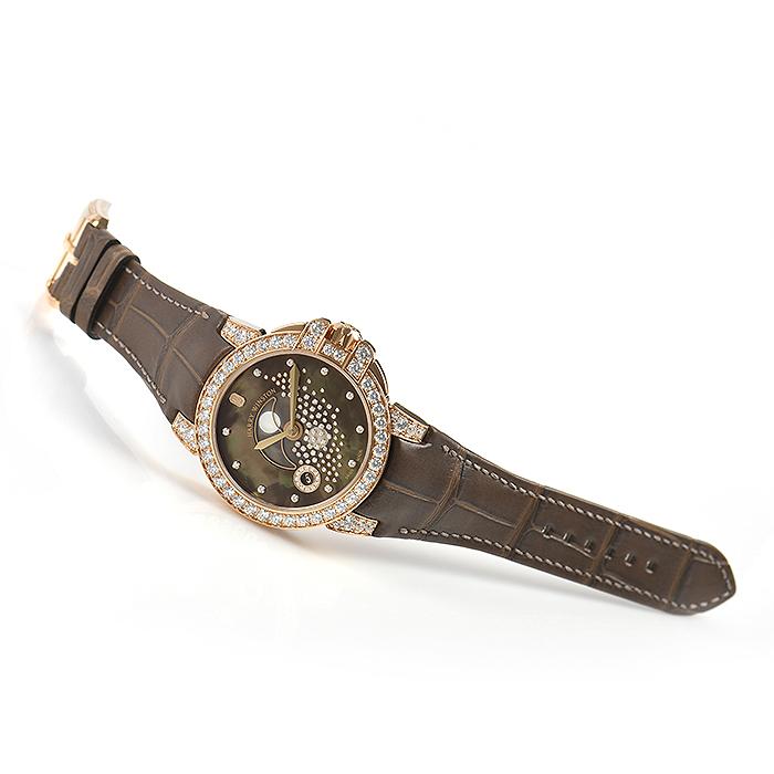 ハリー・ウィンストン HARRY WINSTON オーシャン ムーンフェイズ 36mm OCEQMP36RR033【新品】 レディース 腕時計 送料・代引手数料無料