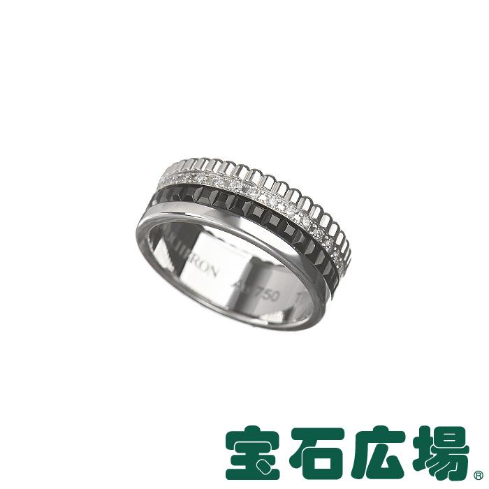 ブシュロン キャトルブラック ダイヤ リング S BOUCHERON 新品 ジュエリー 日本 送料無料 JRG01791 定価