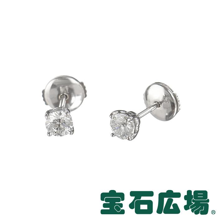 宝石広場オリジナル ダイヤピアス D 0.335ct/0.312ct 【新品】 ジュエリー 送料・代引手数料無料