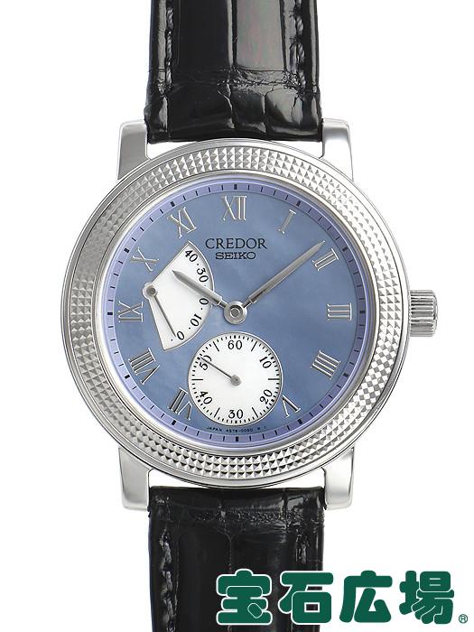 セイコー SEIKO クレドール プラチナ 50本限定 GBAY993 4S79-0040【中古】 メンズ 腕時計 送料・代引手数料無料