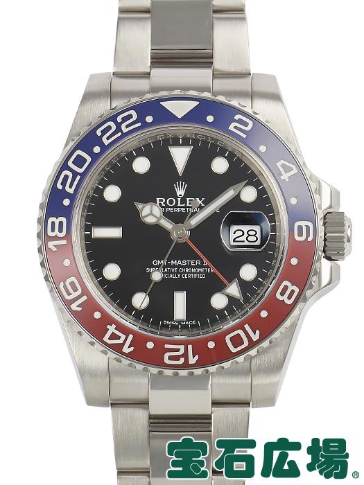 ロレックス ROLEX GMTマスターII 116719BLRO【中古】 メンズ 腕時計 送料・代引手数料無料