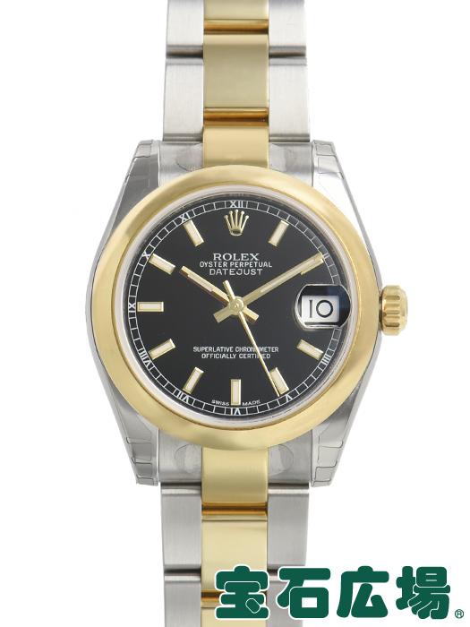 ロレックス ROLEX デイトジャスト 178243【中古】 未使用品 ユニセックス 腕時計 送料・代引手数料無料