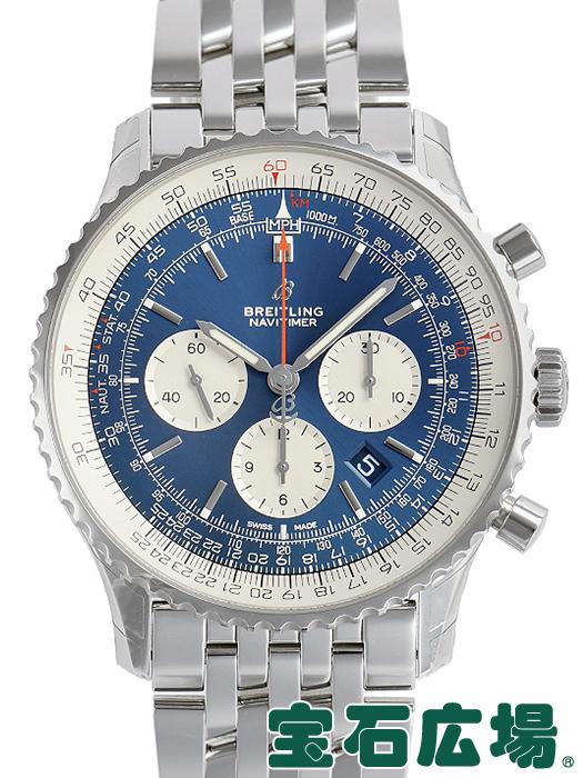 ブライトリング BREITLING ナビタイマー1 B01 クロノグラフ46 A017C-1NP【新品】 メンズ 腕時計 送料・代引手数料無料