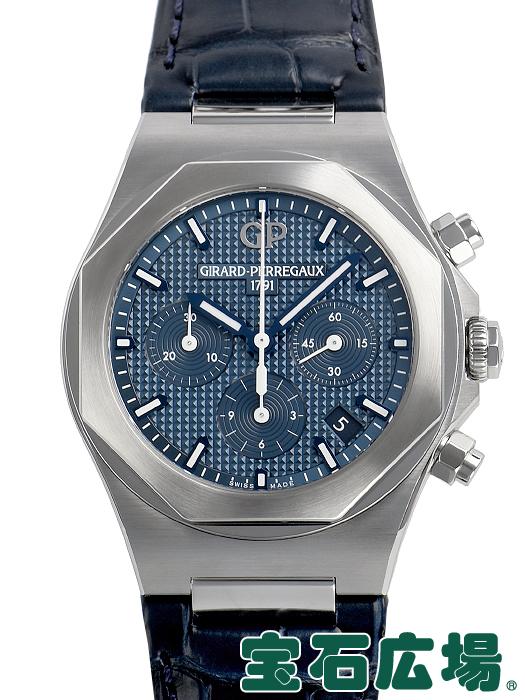 ジラール・ペルゴ GIRARD-PERREGAUX ロレアートクロノグラフ 81040-11-431-BB4A【新品】 メンズ 腕時計 送料・代引手数料無料