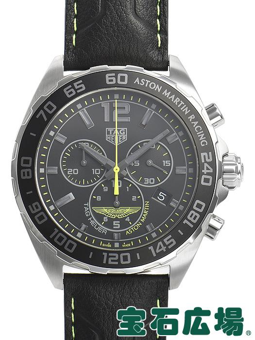 タグ・ホイヤー TAG HEUER フォーミュラ1 クロノグラフ アストンマーチンスペシャルエディション CAZ101P.FC8245【新品】 メンズ 腕時計 送料・代引手数料無料