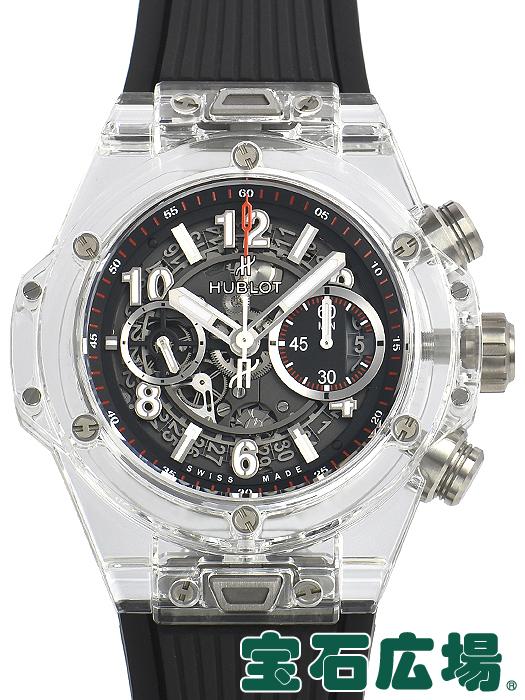 ウブロ HUBLOT ビッグバン ウニコ マジックサファイア 世界限定500本 411.JX.1170.RX【新品】 メンズ 腕時計 送料・代引手数料無料