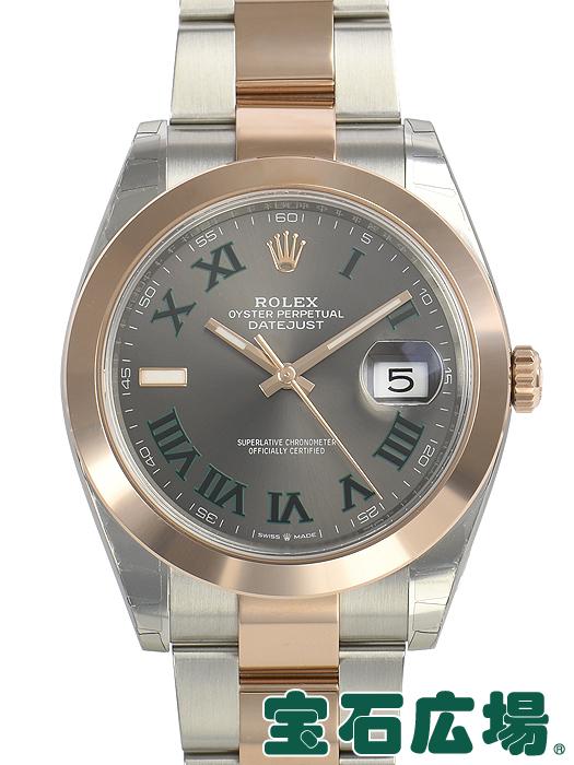 ロレックス ROLEX デイトジャスト41 126301【新品】 メンズ 腕時計 送料・代引手数料無料