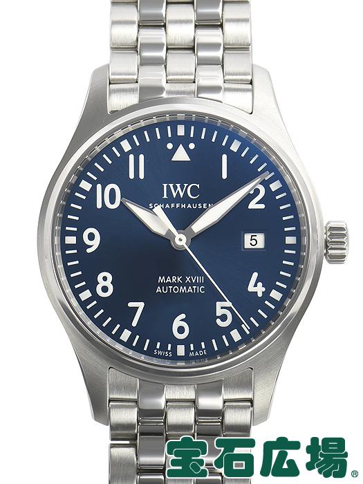 IWC パイロットウォッチ マーク18 プティプランス IW327016【新品】 メンズ 腕時計 送料・代引手数料無料