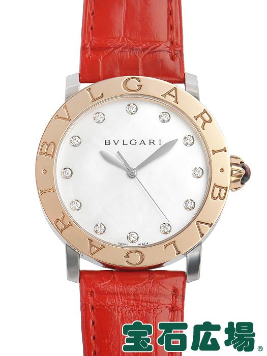 ブルガリ BVLGARI ブルガリブルガリ BBL37WSPGLC11/12【新品】 ユニセックス 腕時計 送料・代引手数料無料
