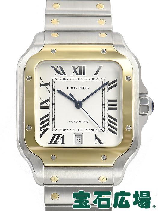 カルティエ CARTIER サントス ドゥ カルティエ LM W2SA0006【新品】 メンズ 腕時計 送料・代引手数料無料