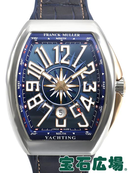 フランク・ミュラー FRANCK MULLER ヴァンガード ヨッティング V45SCDT YACHTING STG【新品】 メンズ 腕時計 送料・代引手数料無料