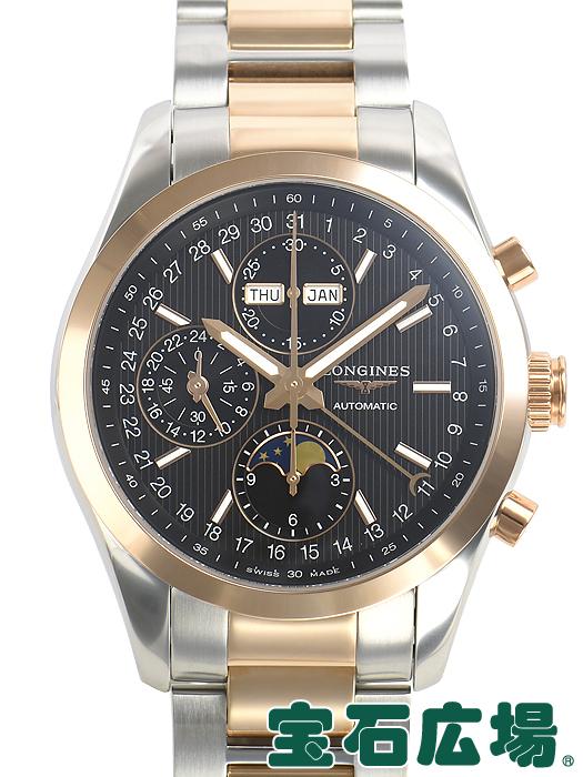 ロンジン コンクエスト クラシッククロノグラフ L2.798.5.52.7【新品】 メンズ 腕時計 送料・代引手数料無料