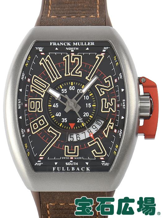 フランク・ミュラー FRANCK MULLER ヴァンガード フルバック V45SCDT LCK TT MC BN【新品】 メンズ 腕時計 送料無料