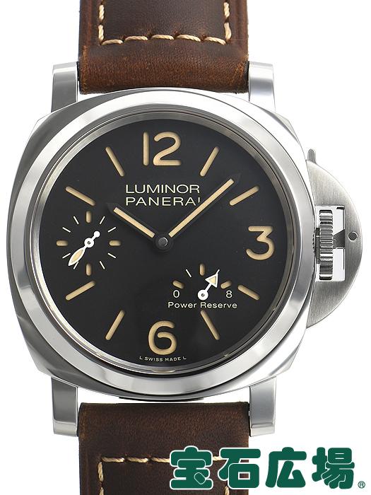 パネライ PANERAI ルミノール 8デイズ パワーリザーブ アッチャイオ PAM00795【新品】 メンズ 腕時計 送料・代引手数料無料