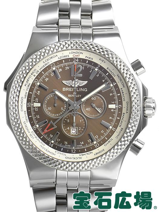 ブライトリング BREITLING ベントレー GMT A476Q54SGS【中古】 メンズ 腕時計 送料・代引手数料無料