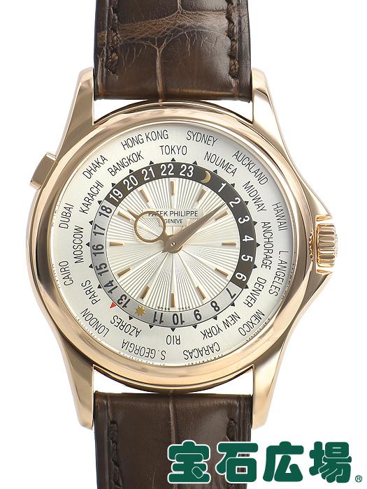 パテック・フィリップ PATEK PHILIPPE ワールドタイム 5130R-001【中古】 メンズ 腕時計 送料・代引手数料無料