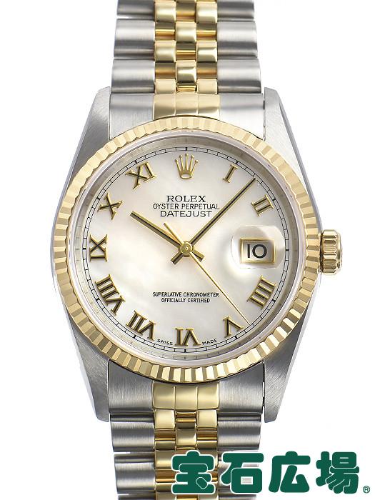 ロレックス ROLEX デイトジャスト 16233NR【中古】 メンズ 腕時計 送料・代引手数料無料