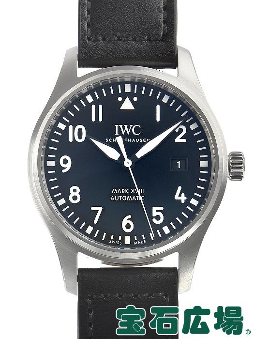 IWC パイロットウォッチ マーク18 IW327001【中古】 メンズ 腕時計 送料・代引手数料無料