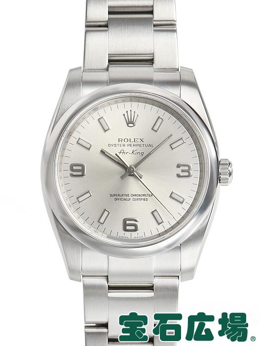 ロレックス ROLEX エアキング 114200【中古】 メンズ 腕時計 送料・代引手数料無料