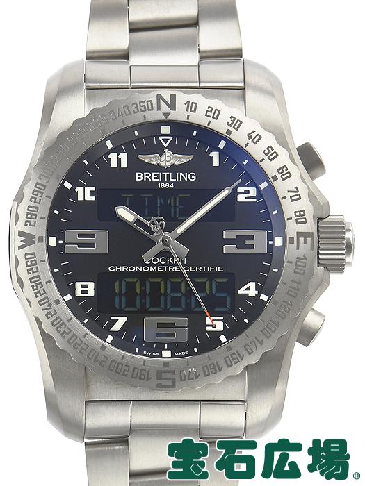 ブライトリング BREITLING コックピット B50 E501M32PST【中古】 メンズ 腕時計 送料・代引手数料無料