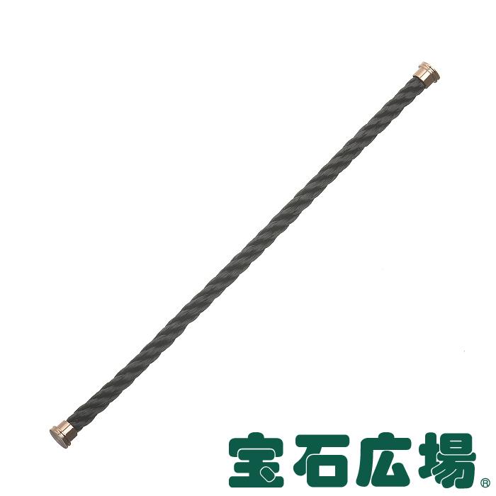 フレッド フォース10 ブラック スティール ケーブル(LM)6B0199【新品】 ジュエリー 送料無料