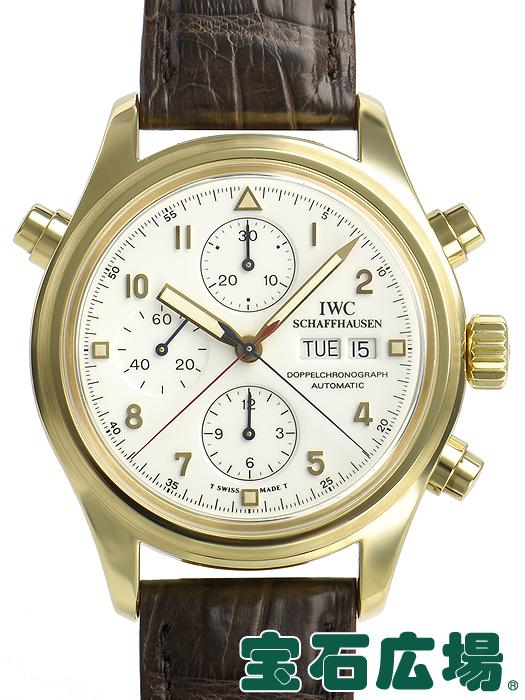 IWC ドッペルクロノ IW3711【中古】 メンズ 腕時計 送料・代引手数料無料
