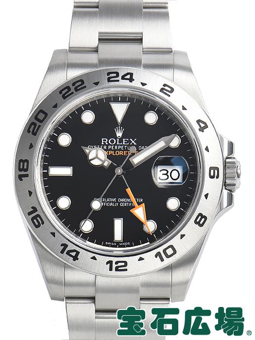 ロレックス ROLEX エクスプローラーII 216570【中古】 メンズ 腕時計 送料・代引手数料無料