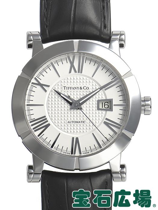 ティファニー TIFFANY&CO アトラスジェント Z1000.70.12A21A71A【中古】 メンズ 腕時計 送料・代引手数料無料