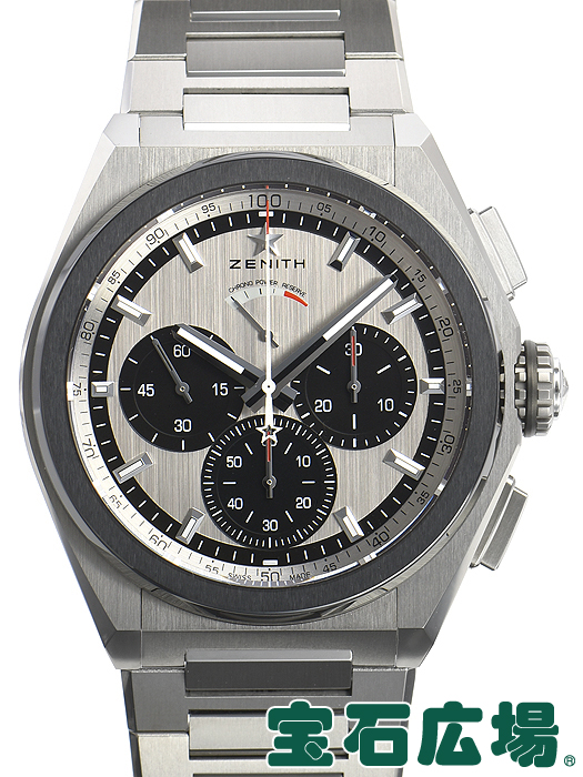 ゼニス ZENITH デファイ エルプリメロ21 95.9005.9004/01.M9000【新品】 メンズ 腕時計 送料・代引手数料無料