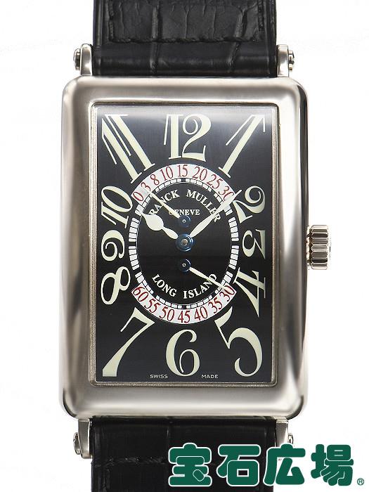 フランク・ミュラー FRANCK MULLER ロングアイランド ビーレトロセコンド 1100DSR【中古】 メンズ 腕時計 送料・代引手数料無料