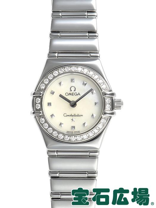 オメガ OMEGA コンステレーション マイチョイス ミニ 1465-71【中古】 レディース 腕時計 送料・代引手数料無料