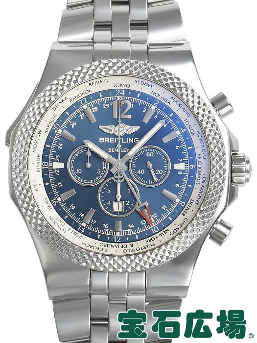 ブライトリング BREITLING ベントレー GMT A4736212/C768 998A【中古】 メンズ 腕時計 送料・代引手数料無料