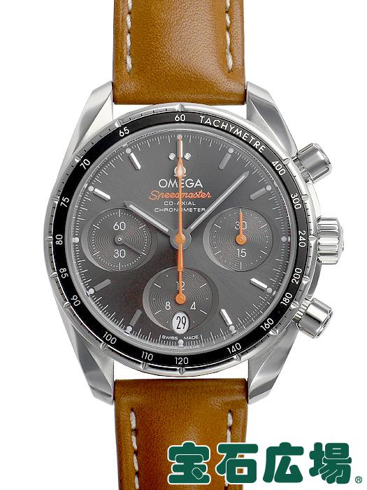 オメガ OMEGA スピードマスター38 コーアクシャルクロノグラフ 324.32.38.50.06.001【中古】 ユニセックス 腕時計 送料・代引手数料無料