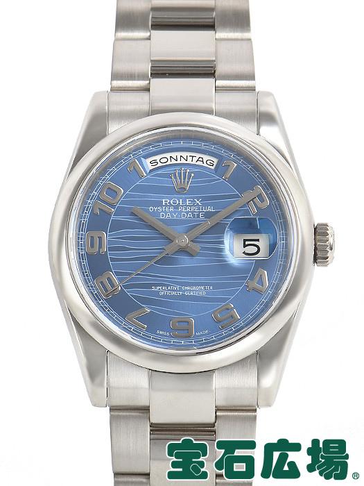 ロレックス ROLEX デイデイト 118209【中古】 メンズ 腕時計 送料・代引手数料無料