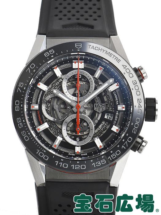 タグ・ホイヤー TAG HEUER カレラ キャリバーホイヤー01 CAR2A1Z.FT6044【中古】 メンズ 腕時計 送料・代引手数料無料